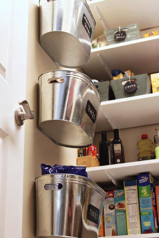 Pantry Ideas Easy Going Organizer